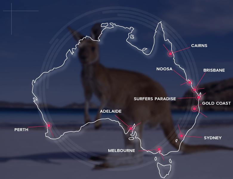 MAPA-AUSTRALIA