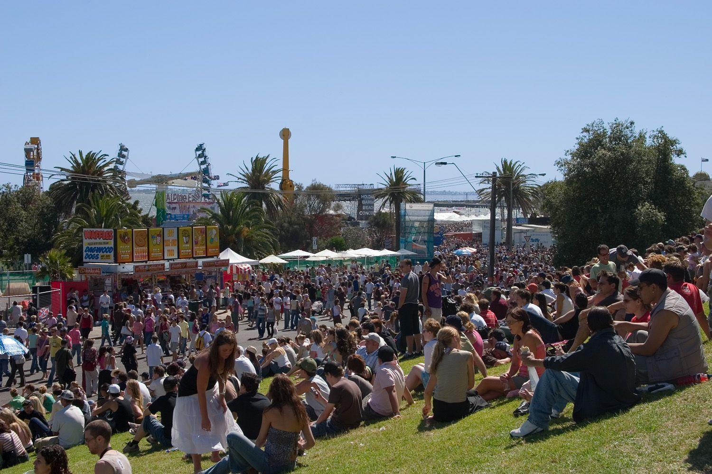 Melburne Estudiar Trabajar Festivales Viajes y Viajes