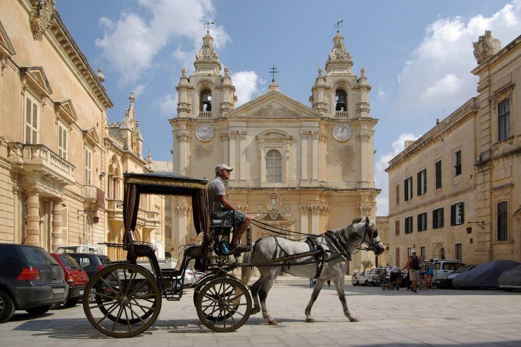 Mdina.Malta.