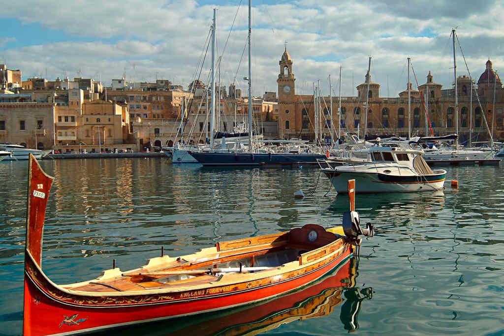 Senglea.Malta.