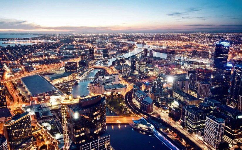 Cinco mejores rooftop bars en Melbourne