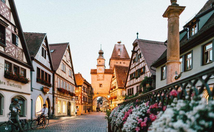 Estudios superiores en Alemania.